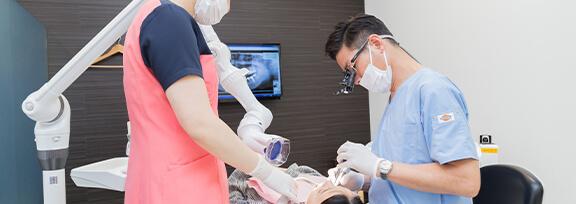 より正確な検査・診断で将来を見据えた歯科治療